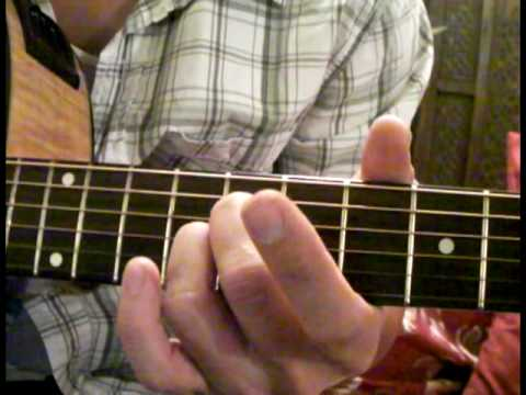 flood (jars of clay) cover how to-instructional video