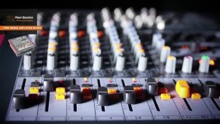 Power Dynamics PDM-S803A Amplified Mixer 8-Channel DSP/MP3- USB IN/OUT 171.150