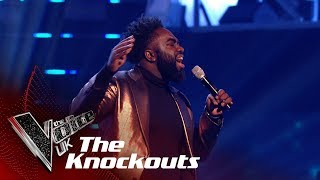 Emmanuel Smith's 'Made A Way' | The Knockouts | The Voice UK 2019 thumbnail