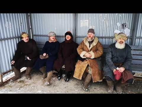 """1 12 19 На съёмках фильма """"Угрюм-река"""""""