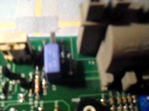 Reparar caldera de gas comprobacion tarjeta electronica y for Caldera mural orbis