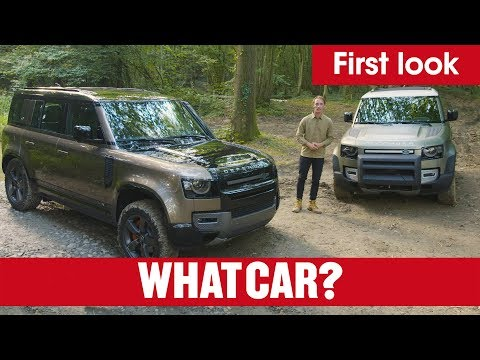 New 2020 Land Rover Defender – an in-depth look at reborn iconic 4x4 | What Car?