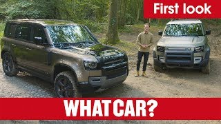 New Land Rover Defender 2020 – an in-depth look at reborn iconic 4x4 | What Car?