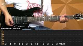 Bombtrack - Rage Against The Machine (aula de guitarra)