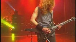 Megadeth - Symphony Of Destruction (live)