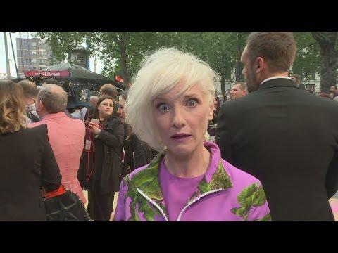 "Ab Fab's Jane Horrocks: ""Vote us back in!"""