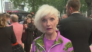 "Ab Fab's Jane Horrocks: ""Vote us back in!"""