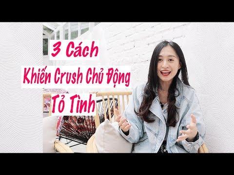 Cách Khiến Crush Chủ Động Tỏ Tình | Trần Minh Phương Thảo