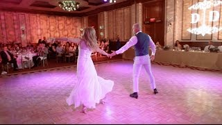 Wedding at the Conrad Hotel Indianapolis and St. Mary's Catheral | indianapolis wedding videograper