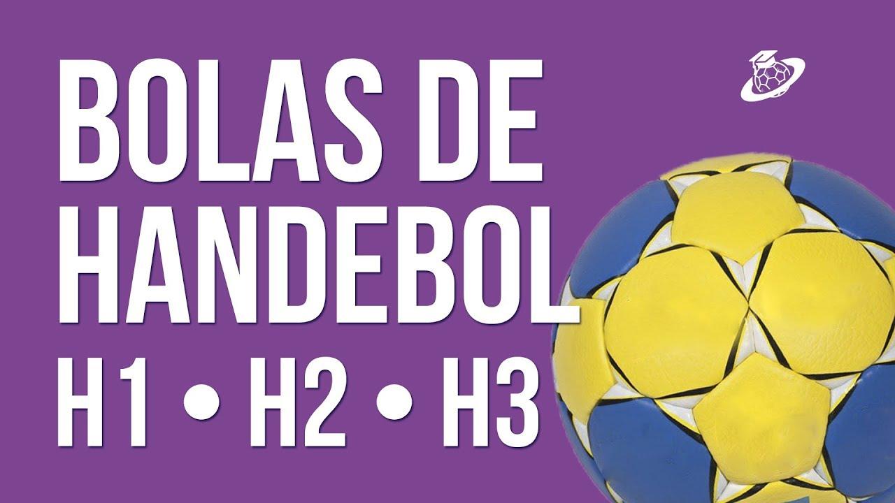 BOLAS DE HANDEBOL - YouTube 6bbd340c7096d