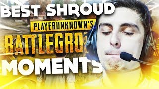SHROUD PUBG HIGHLIGHTS #1