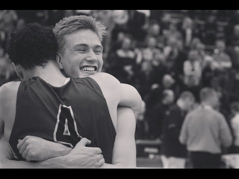 Andrew Kallman Senior Year Highlights | Class of 2017