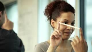 SOCIETE GENERALE - Le SAS - Entrez dans la banque (campagne web)