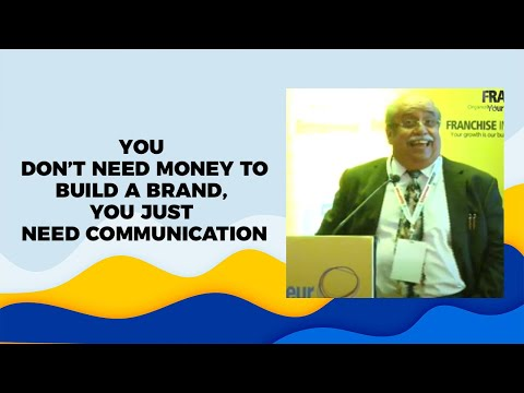 You Don't Need Money to Build A Brand, You Just Need Communication