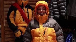 Thumbnail: Winterkleding in de Zomer