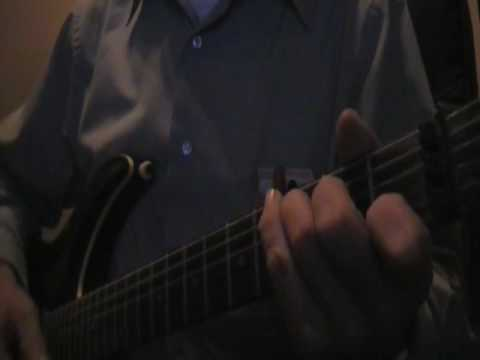Blues man  Alan Jackson    Russell Van Brocklin