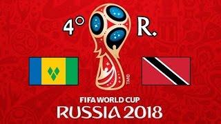 SAN VICENTE Y LAS GRANADINAS  v. TRINIDAD Y TOBAGO - CONCACAF 2018 FIFA World Cup - GRUPO C