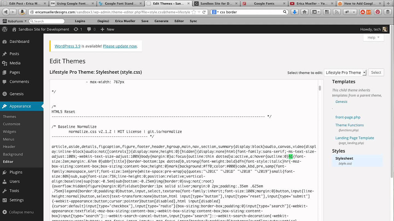 Google themes editor - Google Themes Editor 11