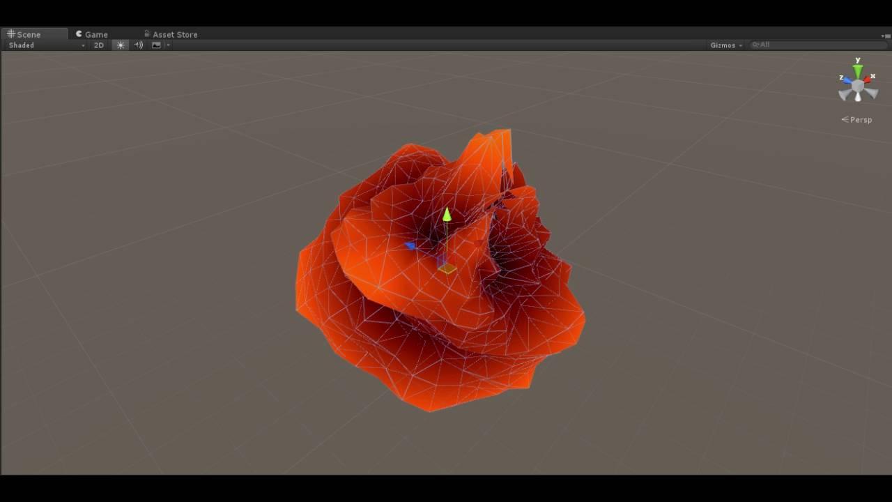 Unity vertex texture fetch