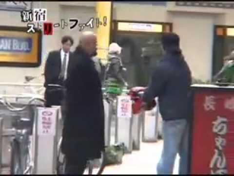 Download 【tempura】 新宿ストリートファイト 893に喧嘩を売るとこうなる