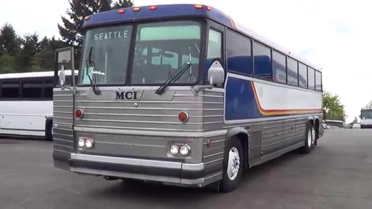 northwest bus sales used mci mc 9 47 passenger motor coach c13763 rh youtube com MCI Bus Parts Catalog mci bus manuals