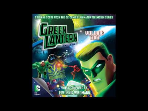 Green Lantern Animated Series - Emotional soundtrack compilation 1