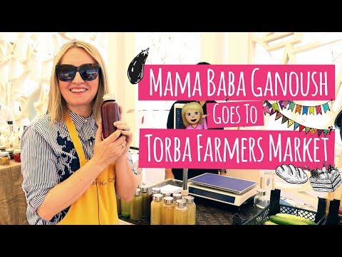 Why Qatar's Torba Farmers Market is a tasty place to visit!