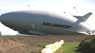 The Future Of Travel: Inside The Hyperloop And The Airlander |  Business Traveller