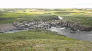 Bloody Falls, Coppermine River - Kugluktuk, Nunavut