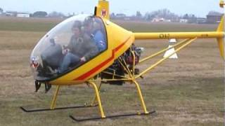 CH-7 Kompress on flight school