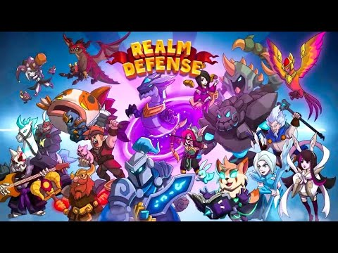 Realm Defense Heroes Review - All U Need To Know