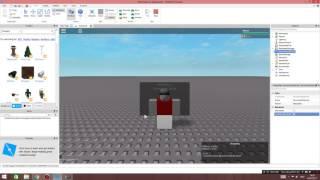 Roblox // Tutorial: How to execute scripts/loadstrings on Studio!