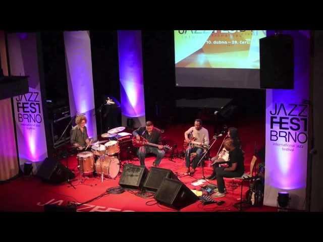 Brno Jazz Fest 2012