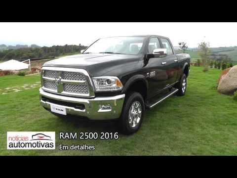 RAM 2500 2016 - Detalhes - NoticiasAutomotivas.com.br