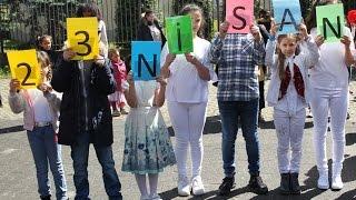23 Nisan Ulusal Egemenlik ve Çocuk Bayramı- MEDYABERLİN
