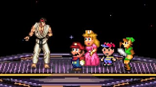 Why a Smash Bros. / Street Fighter Crossover Would Never Work thumbnail
