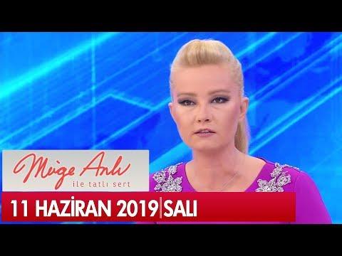 Müge Anlı ile Tatlı Sert 11 Haziran 2019 - Tek Parça