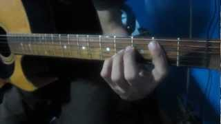 your song inuman session guitar cover