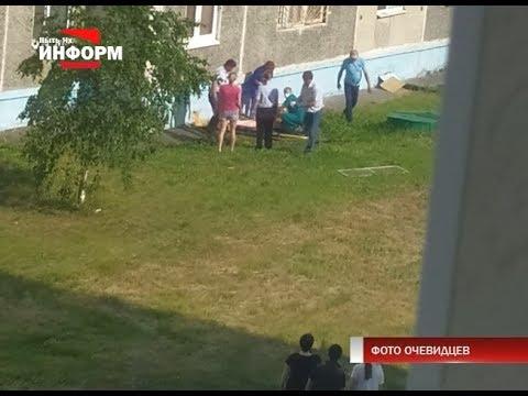В Пыть-Яхе из окна многоэтажки выпал мужчина