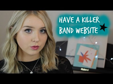 Your Ultimate Guide to Crafting the Perfect Band Website