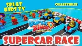 Superzings Supercar Race Track