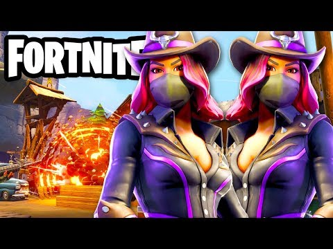 Fortnite - Wild West Duos! - Gameplay Part 62