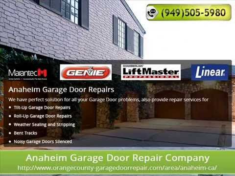 Garage Door Repair Anaheim Ca Installation Amp Openers