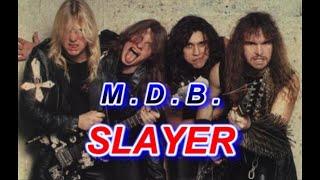 【M.D.B. Slayer Part 2】 アサメダル受賞作はメタルファンなら聴かずに死ねない超名盤のアレ。 スレイヤー・パート2/3. 『メタル・ディスク・バトル』 シーズン2 メタ ...