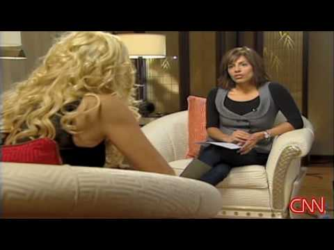 Donatella Versace - CNN Interview - Part 3/3