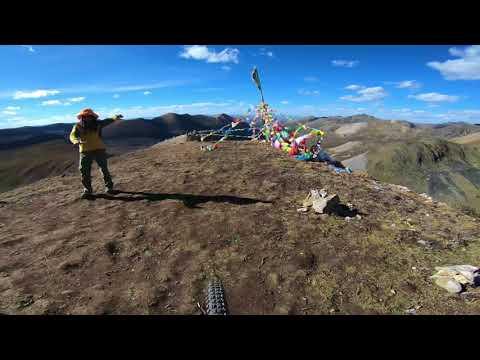 Testing the Hero 6 in Tibet