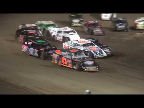 IMCA Modified Season Championship feature Independence Motor Speedway 8/19/17