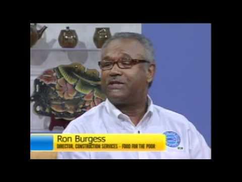 Gaye Adegbalola in Jamaica for Blues on the Green concert February 24 2012.avi