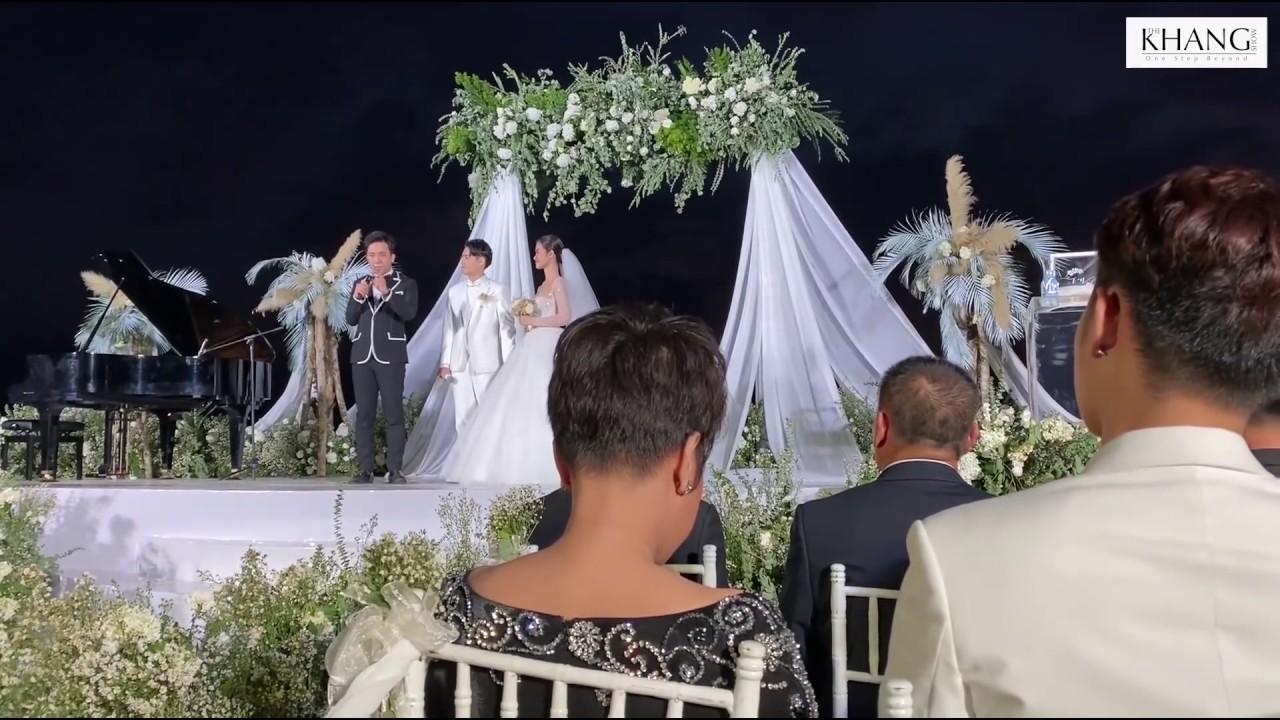 Dàn nghệ sĩ gửi gắm lời chúc đầy xúc động trong đám cưới của Đông Nhi & Ông Cao Thắng ở Phú Quốc