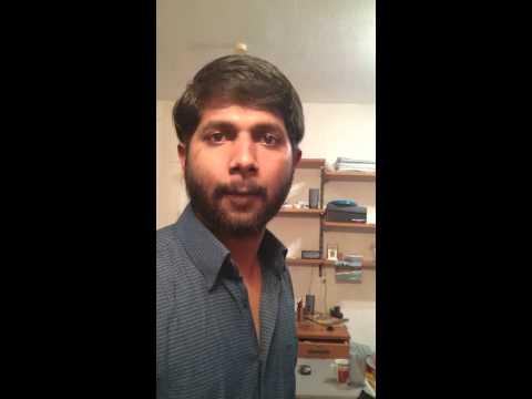 Tamil dubsmash Aaranya kaandam trailer...